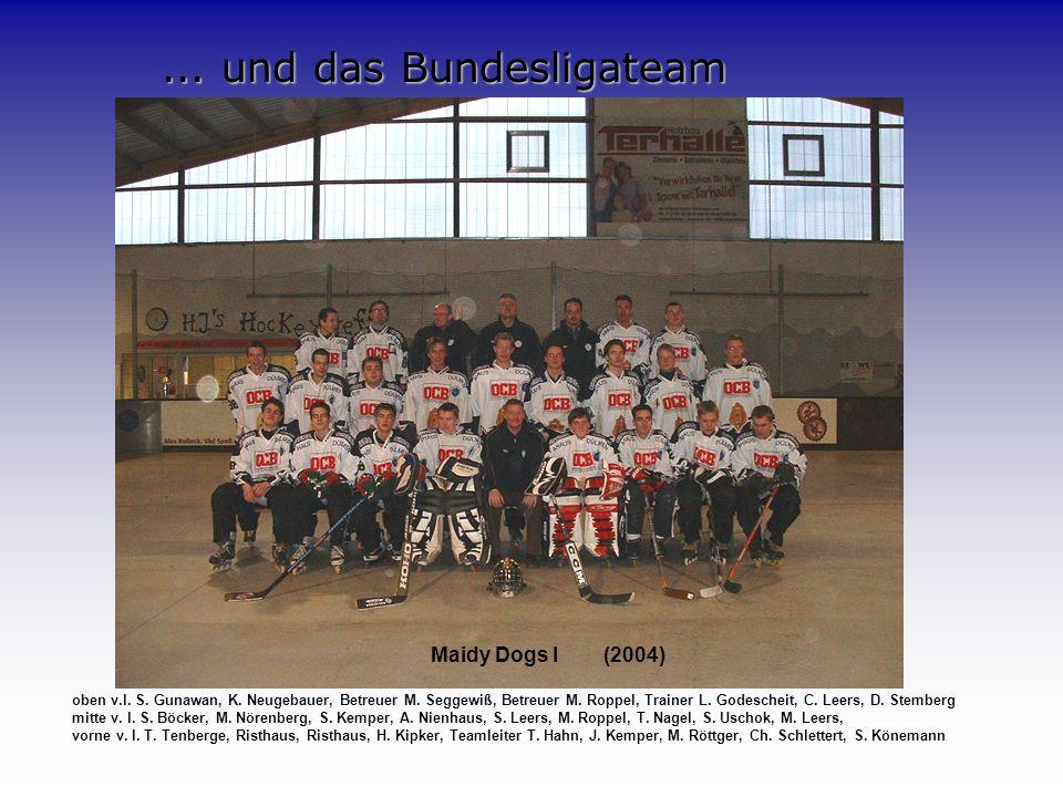 Für den Aufbau der Hockeyhalle durch die Firma Terhalle und die freiwilligen Helfer des Ahauser Skate Vereins und nicht zu vergessen durch die Hilfe d