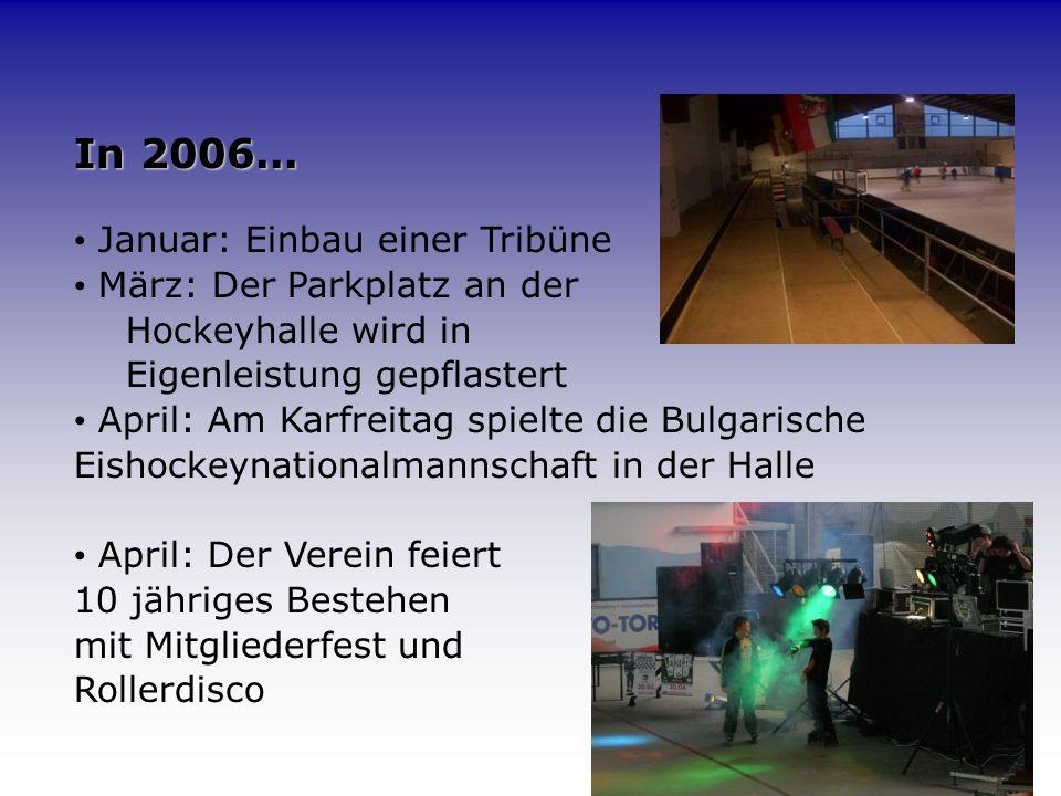 Highlights in 2005 Bambinis werden NRW Meister und Deutscher Meister 3. Ahauser Schüler & Jugendturnier: Maidy Dogs Schüler belegen Platz 4 Maidy Dogs