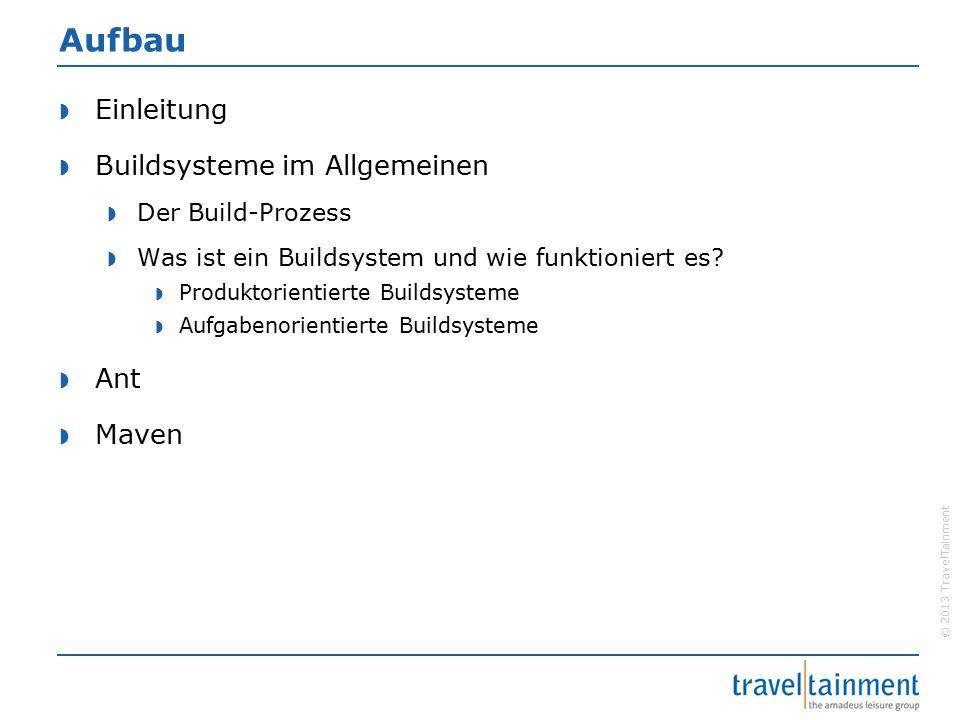 © 2013 TravelTainment Aufbau  Der Vergleich  Systemvoraussetzungen  Programmiersprachen  Einarbeitungszeit  Konfigurationsaufwand  Erweiterbarkeit  Flexibilität  Wartbarkeit  Bibliotheksabhängigkeiten  Fazit