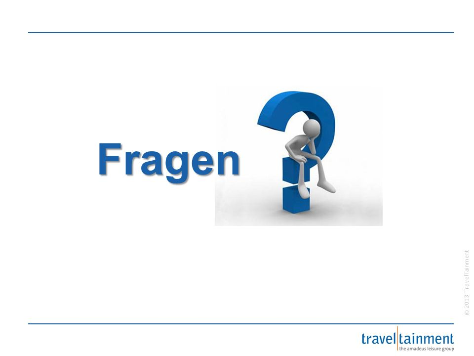 © 2013 TravelTainment Fragen