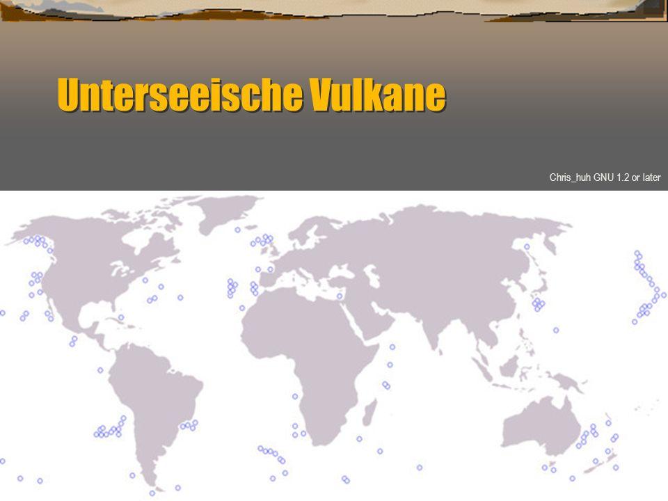 Unterseeische Vulkane Chris_huh GNU 1.2 or later