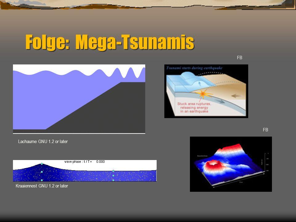 Folge: Mega-Tsunamis Lachaume GNU 1.2 or later Kraaiennest GNU 1.2 or later FB