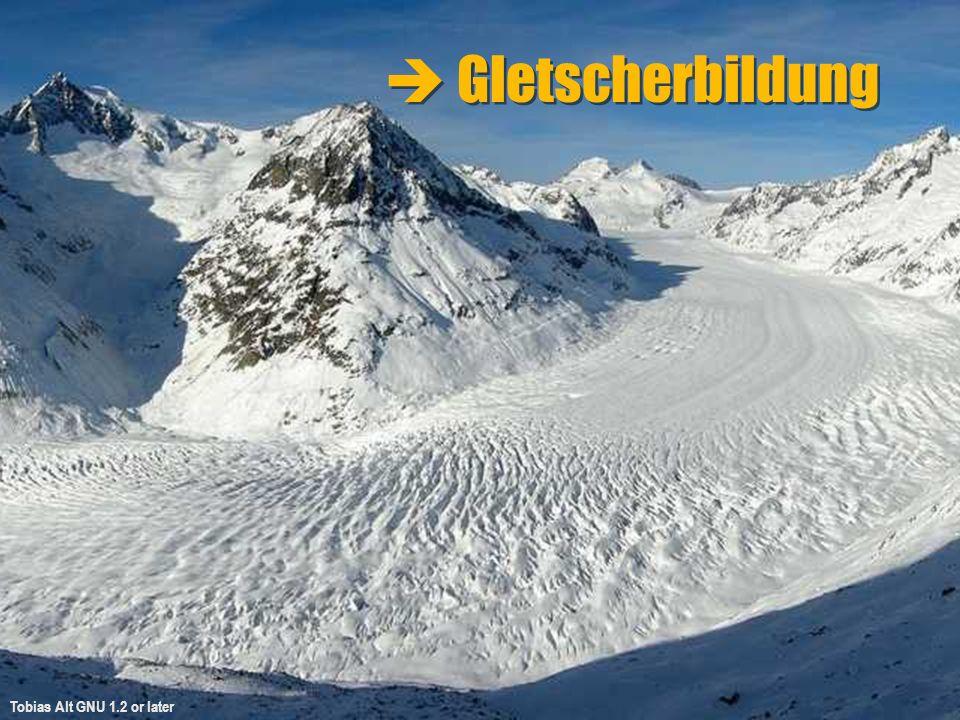 Tobias Alt GNU 1.2 or later  Gletscherbildung