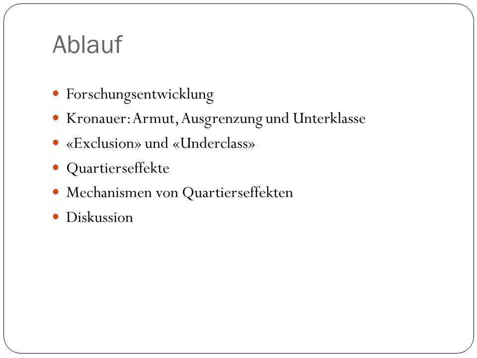 Forschungsentwicklung I Oberwittler, Dietrich (2004): Stadtstruktur, Freundeskreise und Delinquenz, in: Dietrich Oberwittler (Hrsg.): Soziologie der Kriminalität, Wiesbaden: VS Verlag,135-170.