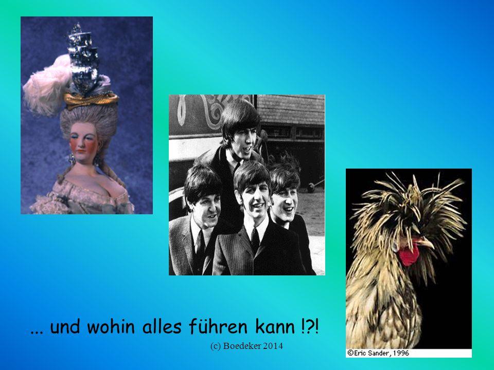 (c) Boedeker 2014 Wie alles begann...