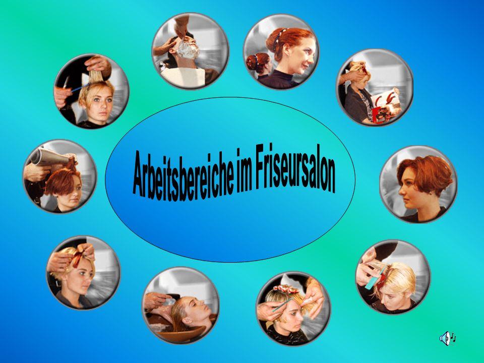 Dauer der Ausbildung 3 Jahre im dualen System Theorie Berufsschule Praxis Friseursalon