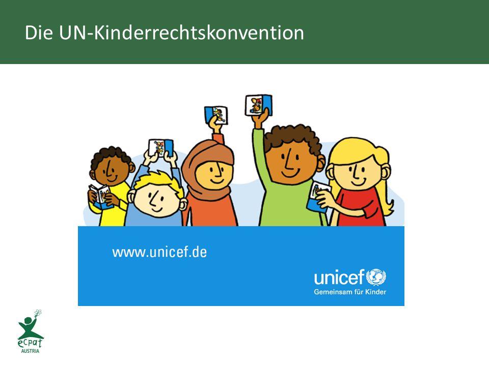 Die UN-Kinderrechtskonvention