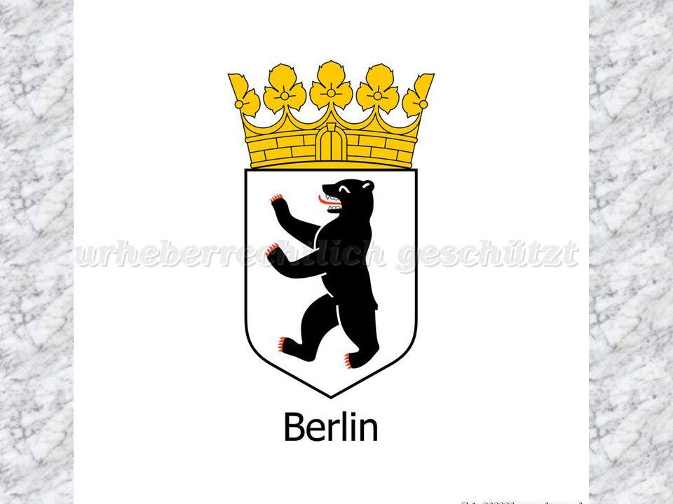 Die Hauptstadt der DDR war Berlin (Ost)