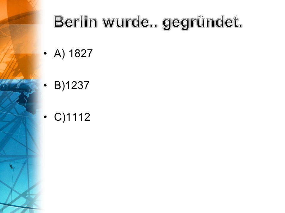 A) 1827 B)1237 C)1112