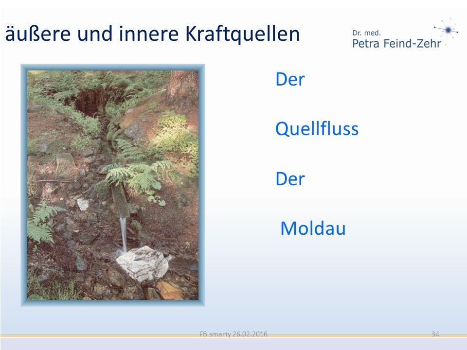 äußere und innere Kraftquellen Der Quellfluss Der Moldau FB smarty 26.02.201634