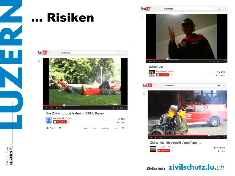 … Risiken
