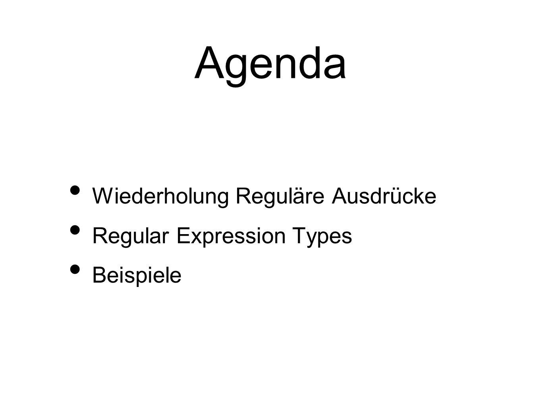 Subtyping bei Rekursiven Definitionen type importantAddrbook = Eintrag* type Eintrag = name[String], importantAddrbook | person[Name,Email*,Tel?], important[] importantAddrbook <: betterAddrbook