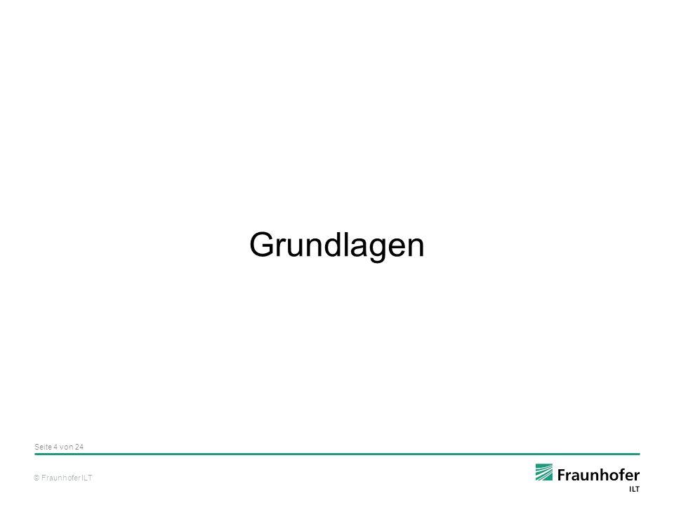 © Fraunhofer ILT Ausführung Interaktiven Report mit APEX erstellen Einsetzen Kontextmenüs Implementieren einer Reihenfolge Seite 15 von 24