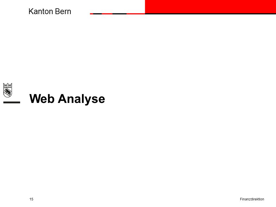 Kanton Bern Web Analyse Finanzdirektion15