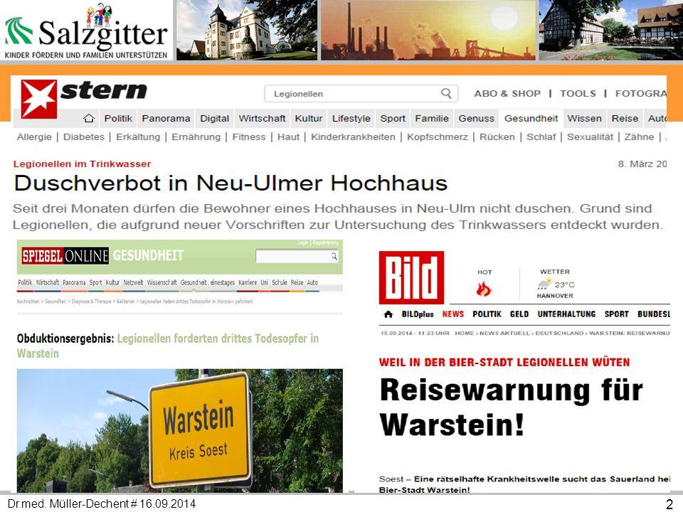 Dr.med. Müller-Dechent # 16.09.2014 2