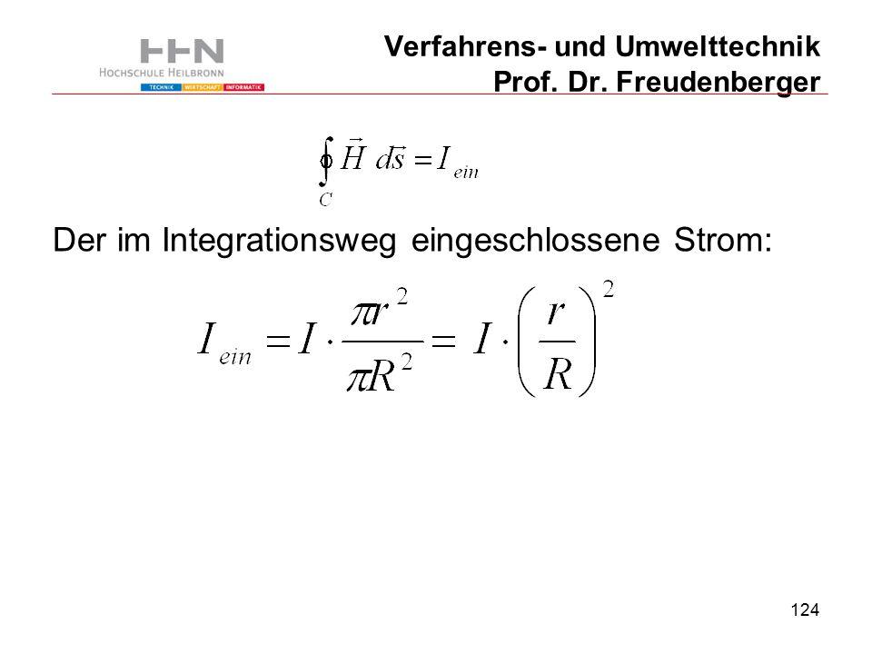 124 Verfahrens- und Umwelttechnik Prof. Dr.