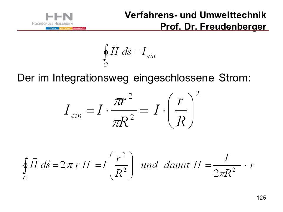 125 Verfahrens- und Umwelttechnik Prof. Dr.