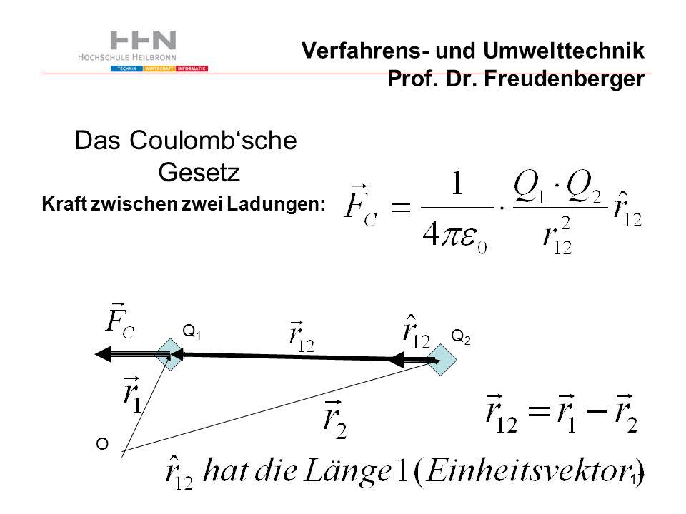 17 Verfahrens- und Umwelttechnik Prof. Dr.