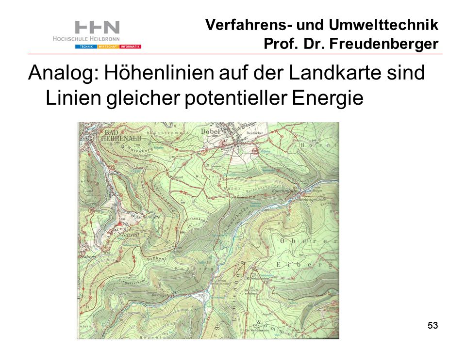 53 Verfahrens- und Umwelttechnik Prof. Dr.