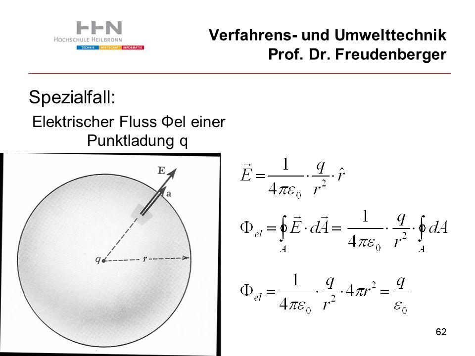 62 Verfahrens- und Umwelttechnik Prof. Dr.