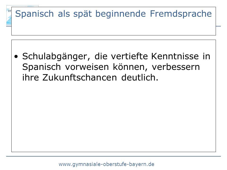 www.gymnasiale-oberstufe-bayern.de Pflicht und - WahlpflichtbereichHJL Deutsch4 (von 4) Mathematik4 (von 4) Fremdsprache 1 (E, F, L, Ru)4 (von 4) Religionslehre (bzw.