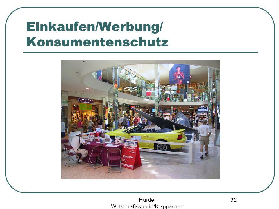 Hürde Wirtschaftskunde/Klappacher 31 Junior-Firmen - Unternehmerführerschein