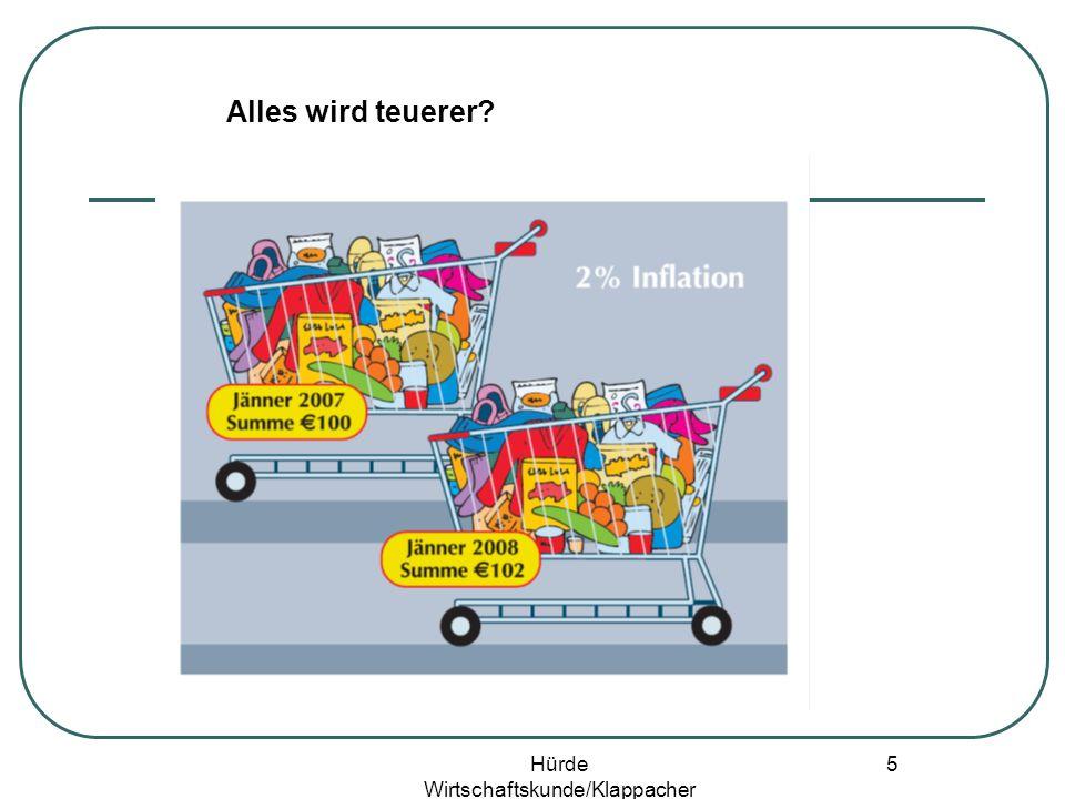 Hürde Wirtschaftskunde/Klappacher 4