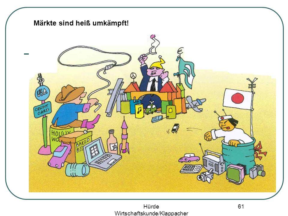 Hürde Wirtschaftskunde/Klappacher 60 Export – Import!