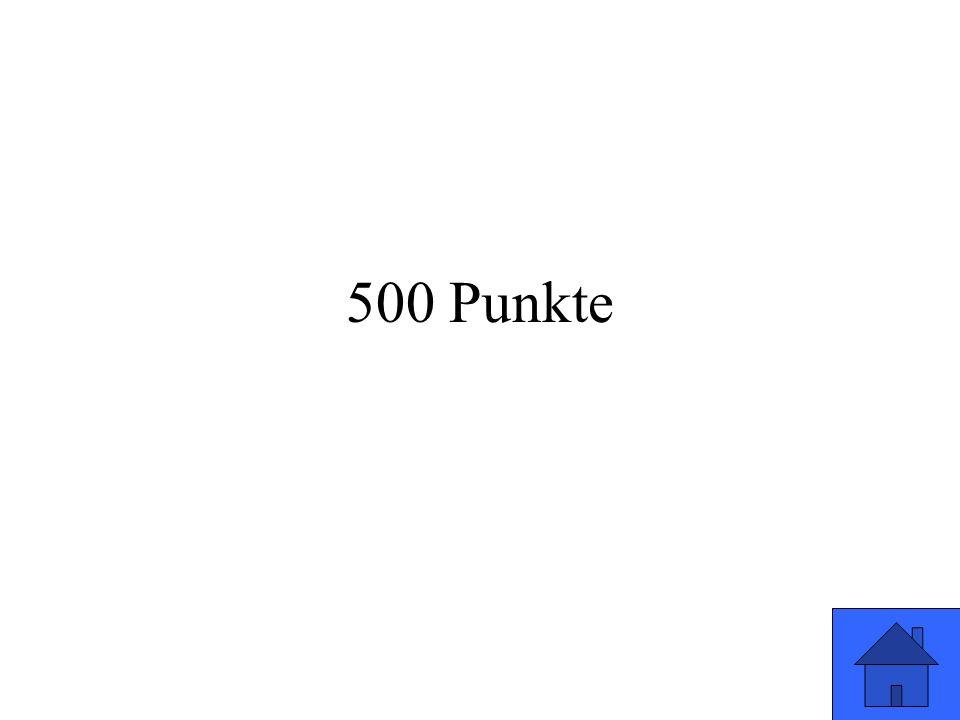 500 Punkte