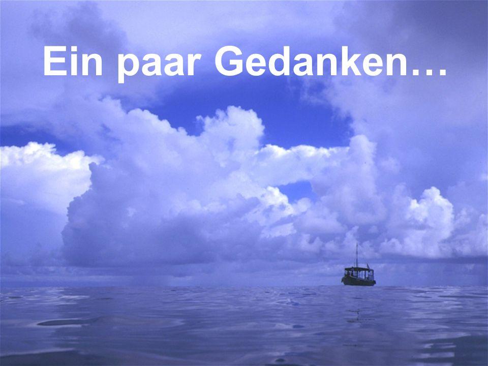 Für ein Schiff das seinen Hafen nicht kennt, ist jeder Wind richtig!