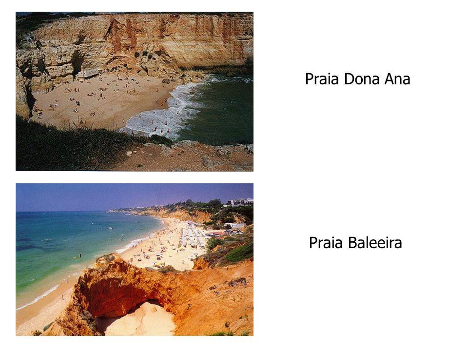 Praia Dona Ana Praia Baleeira