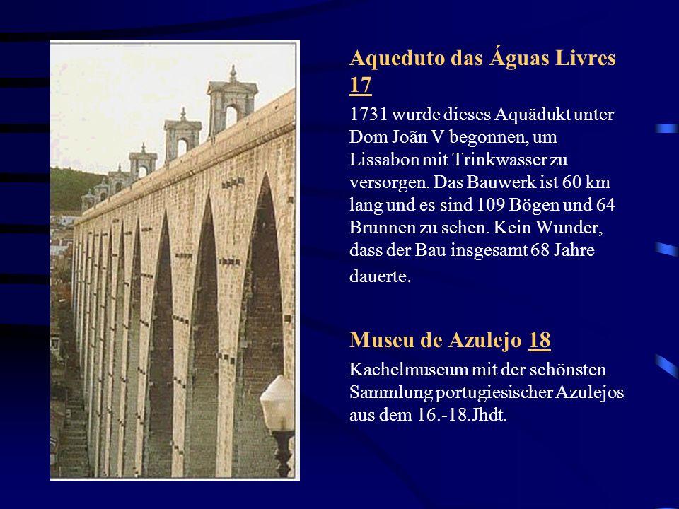 Convento do Carmo 20 Aus dem 14.Jh.