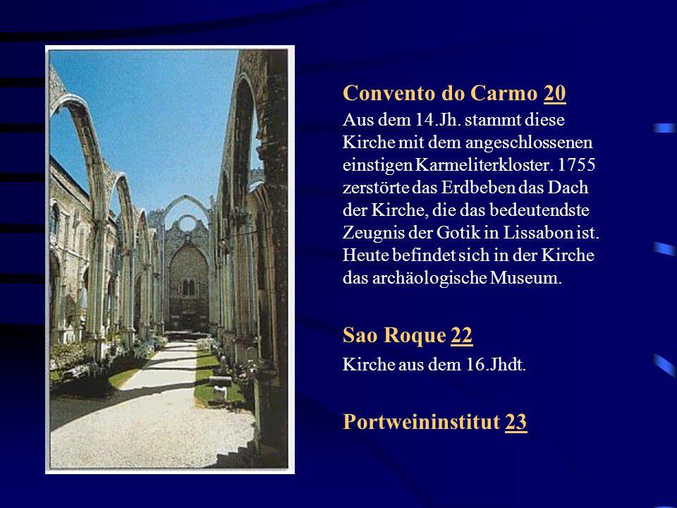 Jardim Botanico 24 einer der üppigsten botanischen Gärten Europas Centro Comercial Amoreiras 25 Verächtlich beschrieb schon Hans Magnus Enzensberger das postmoderne Ungetüm.