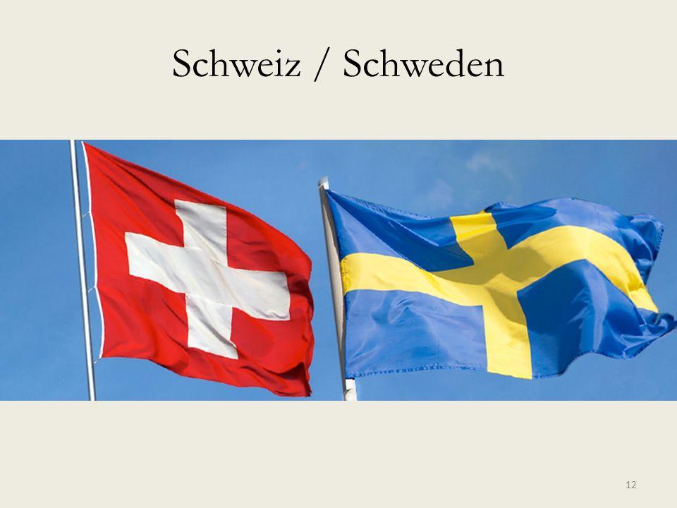 Schweiz / Schweden 12