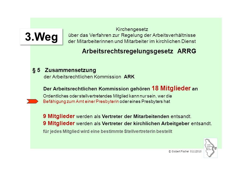 § 5 Zusammensetzung der Arbeitsrechtlichen Kommission ARK Der Arbeitsrechtlichen Kommission gehören 18 Mitglieder an 9 Mitglieder werden als Vertreter der Mitarbeitenden entsandt.