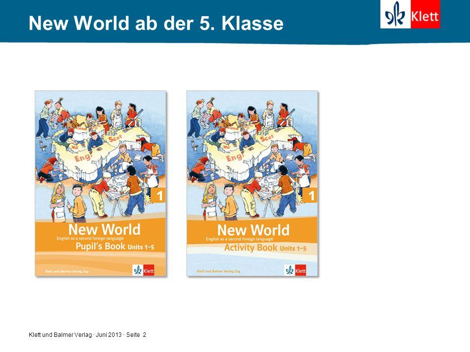 Die Lehrwerksteile Damit arbeitet Ihr Kind:  Pupil's Book  Activity Book inkl.