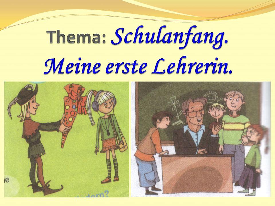 Gedichte über die Schule und über den Lehrer Wir lieben unsere Schulen.