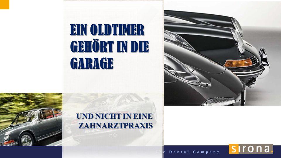 11 EIN OLDTIMER GEHÖRT IN DIE GARAGE UND NICHT IN EINE ZAHNARZTPRAXIS