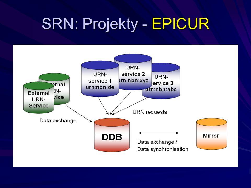 SRN: Projekty - EPICUR