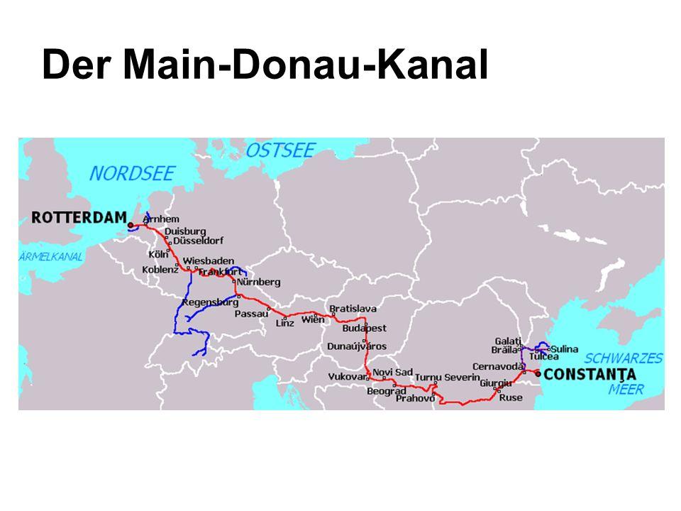 Der Main-Donau-Kanal