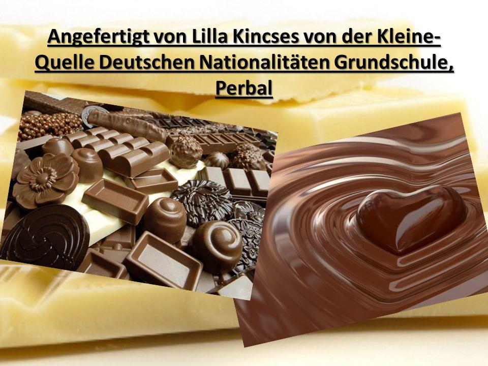 Angefertigt von Lilla Kincses von der Kleine- Quelle Deutschen Nationalitäten Grundschule, Perbal