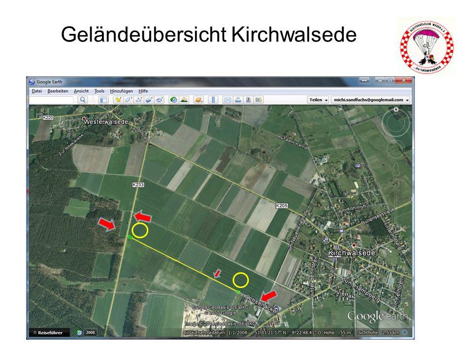 Geländeübersicht Kirchwalsede