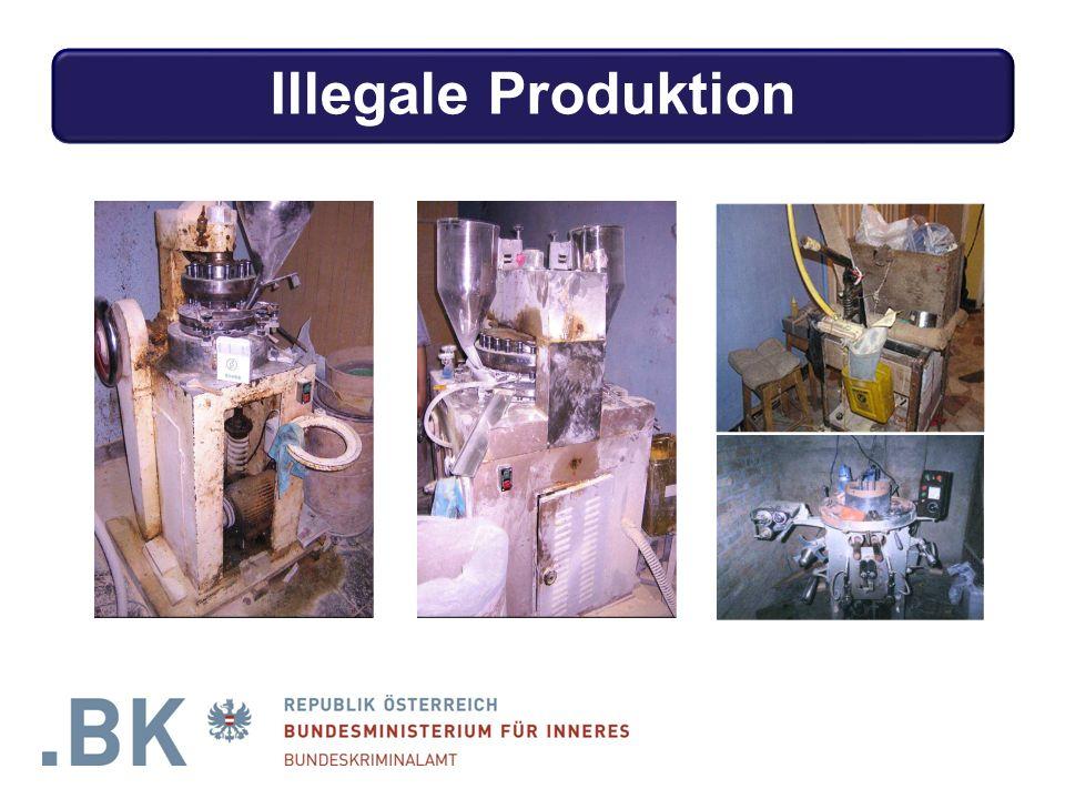 Illegale Produktion