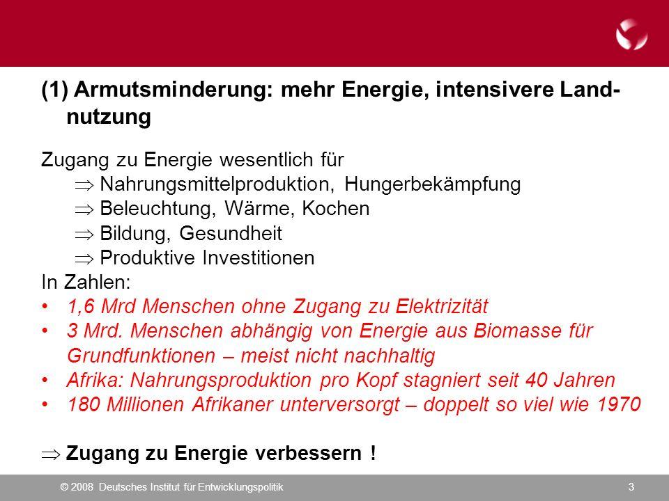© 2008 Deutsches Institut für Entwicklungspolitik Geels, 2002