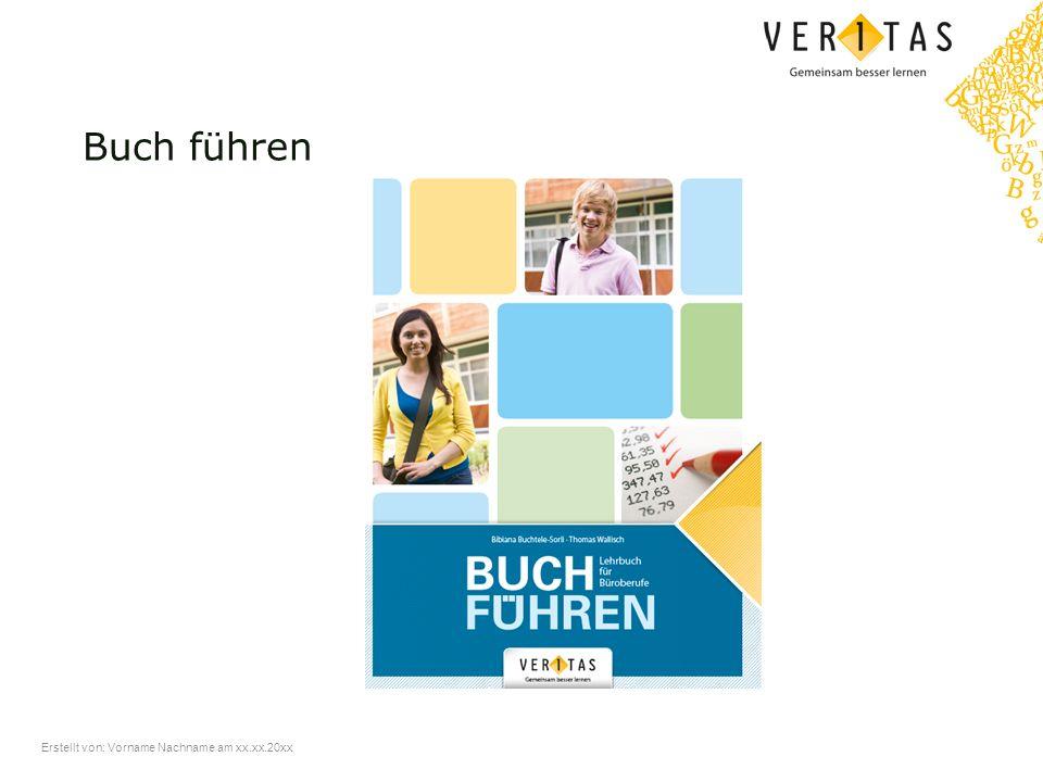 Buch führen, @Autorenteam Buchtele-Sorli, Wallisch Die doppelte Buchführung Gewinn- und Verlustrechnung (GuV) für 20..