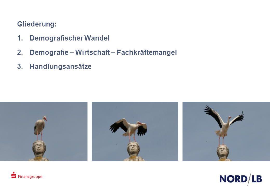 Quelle: Universität Dortmund.Darstellung: RegioNord, NORD/LB.