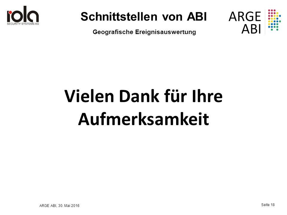 ARGE ABI, 30.