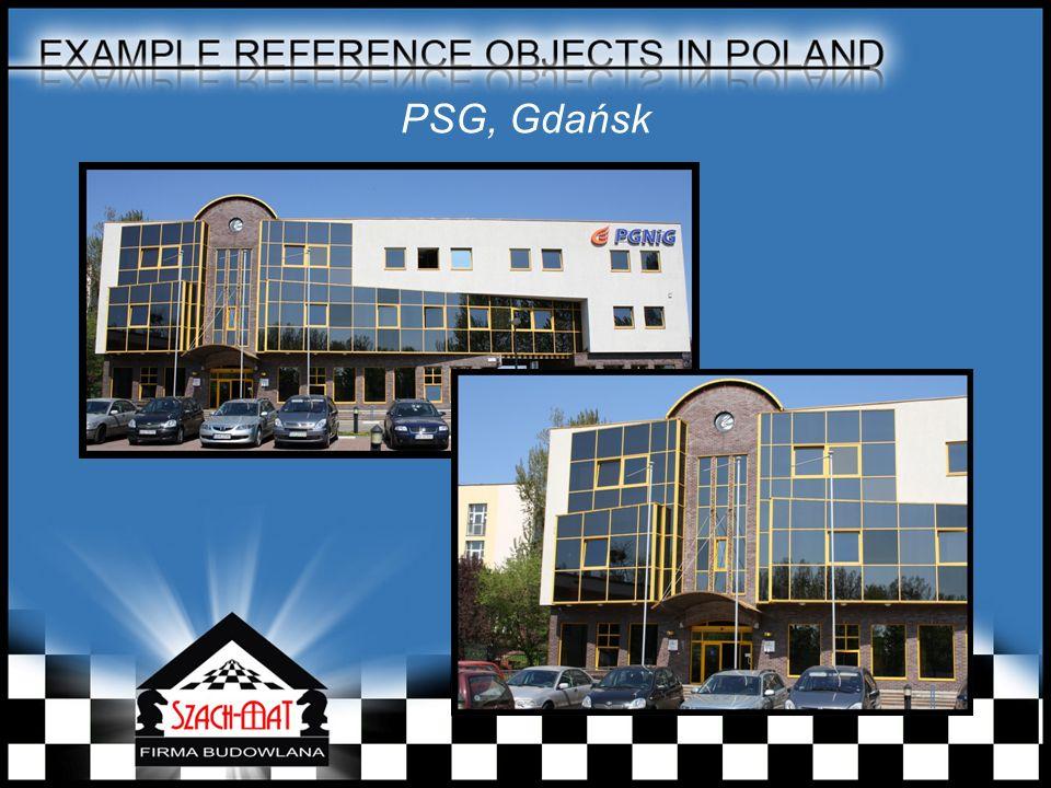 PSG, Gdańsk