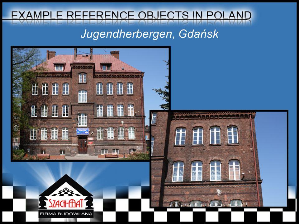 Jugendherbergen, Gdańsk