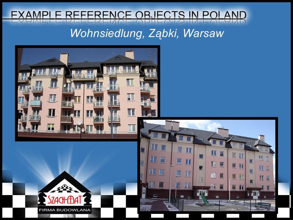Wohnsiedlung, Ząbki, Warsaw